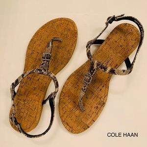 Cole Haan Britt Sandals in Roccia